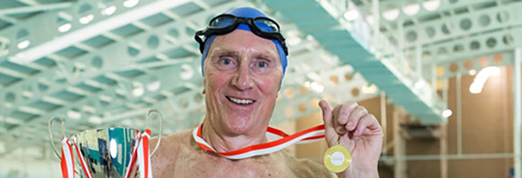 Bill Moore Named Older Actives 2015 Champion