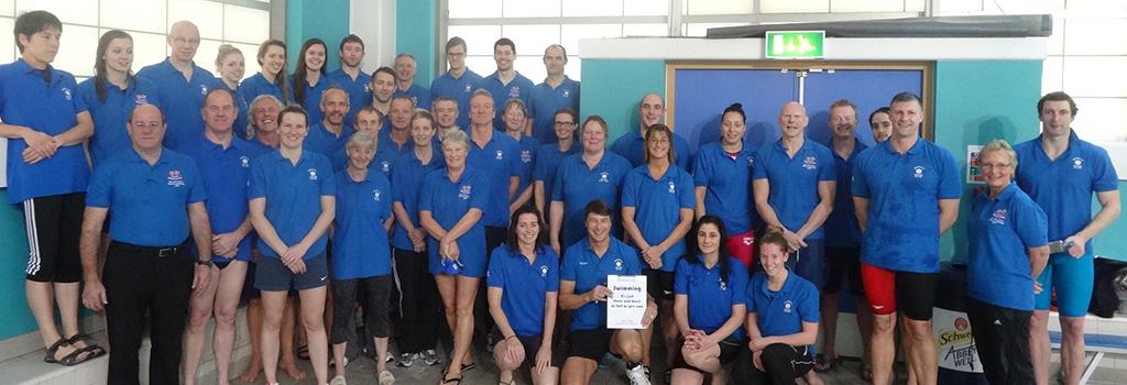 East Leeds Swimming Club Masters