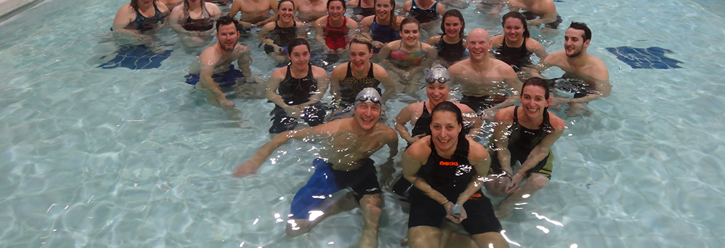 East Leeds Swim For Cancer Research